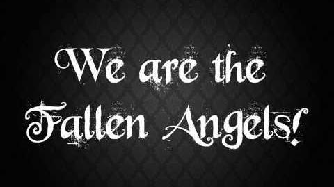 Black Veil Brides - Fallen Angels -Lyrics-