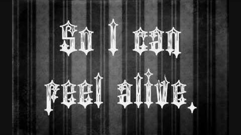 Shadows Die - Black Veil Brides LYRICS
