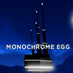 Monochrome Egg