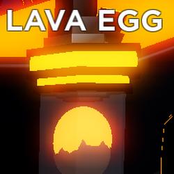 Lava Egg