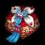 Icon for Sparkling Pentagonal Diamond Pouch.