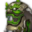 Quest green ghost mask.png