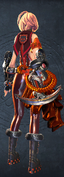 Red Pirate Princess Jin female(back view).png