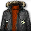 Icon for Black Padded Coat.