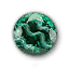 Gather clear wave pattern green gem.png