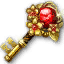 Icon for Sparkling Whirlwind Key.