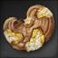 Icon for Lingzhi Mushroom.