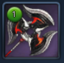 Icon for Awakened Scorpio Axe.