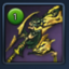 Icon for True Blight Dagger.