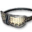 Icon for Cobalt Widow Studded Blindfold.