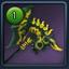 Icon for True Blight Axe.