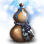 Quest Blue smoke calabash.png