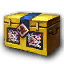 Icon for Mushroom Gift Box.