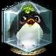 Icon for Black Penguin Pet.
