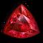 Icon for Triangular Ruby.