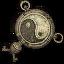 Icon for Raw Iron Bangle.