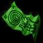 Icon for Viridian Coast Escape Charm.
