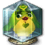 Icon for Green Penguin Pet.