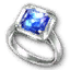 Acc blue gem platinum ring.png