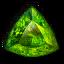 Icon for Triangular Emerald.