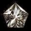 Icon for Pentagonal Diamond.