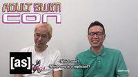 Blade Runner Black Lotus Co-Director Interview Toonami Special Edition Adult Swim Con