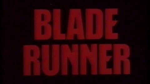 Blade Runner (1982) Trailer