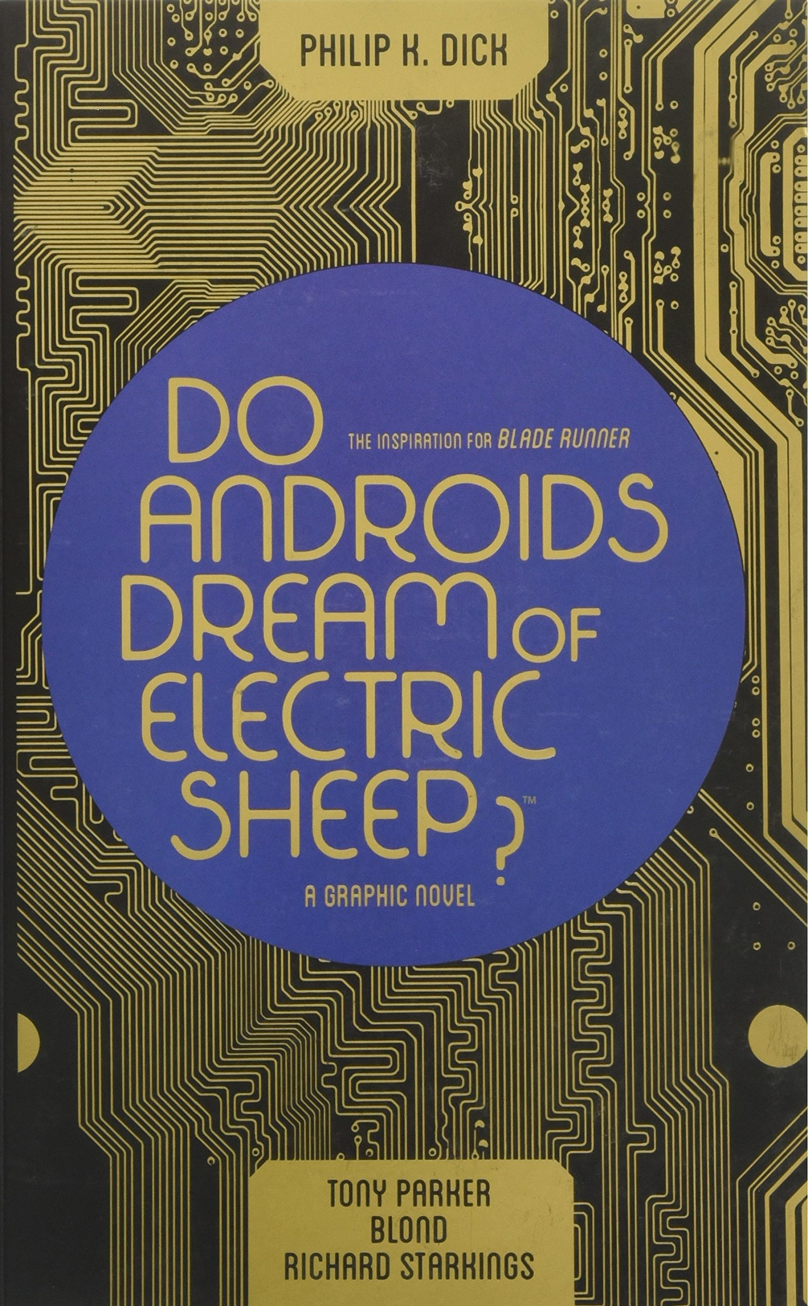 Do Androids Dream of Electric Sheep? (comic book)