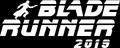 Blade Runner 2019 logo