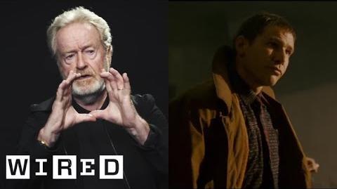 Ridley Scott Breaks Down His Favorite Scene from Blade Runner Blade Runner 2049 WIRED