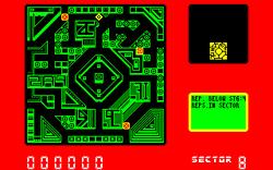 Blade Runner amstrad cpc screenshot three replidroids.png