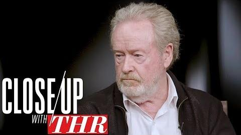 Ridley Scott Definitively Answers if Harrison Ford is a Replicant Close Up With THR
