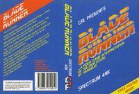 Blade-Runner ZX Spectrum cover