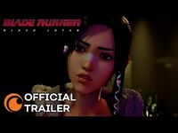 Blade Runner- Black Lotus - A Crunchyroll and Adult Swim Production - OFFICIAL TRAILER
