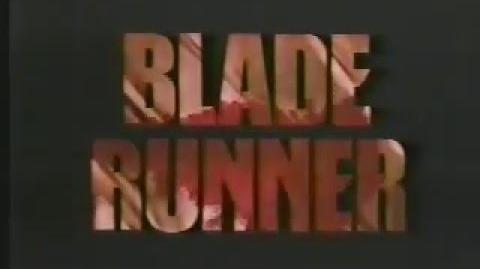 Blade Runner 1982 TV Spot