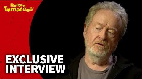 Ridley Scott on Blade Runner's Tears in Rain Monologue (2017) Rotten Tomatoes