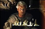 Roy Batty and chess
