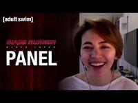 Blade Runner- Black Lotus Panel - adult swim