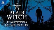 Blair Witch - Launch Trailer PS4
