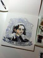 Jon Snow-fanart