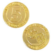 Comedy points coin