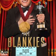 The Second Annual Blank Check Awards