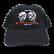 Two friends hat
