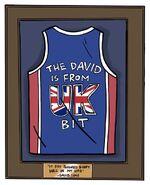 David lives in UK bit jersey