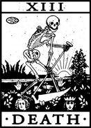 Death-card