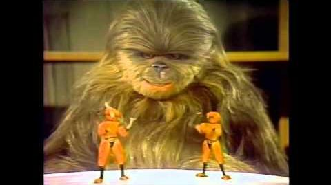 """The Star Wars Holiday Special (HD) """"The WHIO 1st Generation 2013 VHS"""""""
