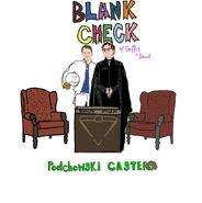Blank Check-Podchowski mockup