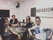 Audioboom Studios 3