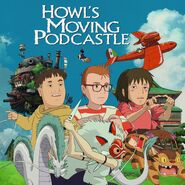 Howls Moving Podcastle