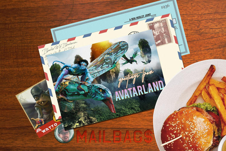 Avatarland/The Second Blank Check Mailbag